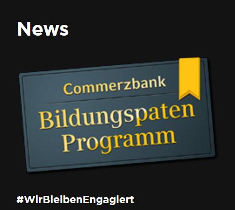 Commerzbank Bildungspaten