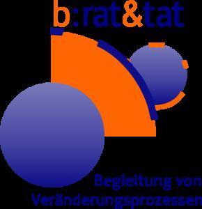 Bernd Schlierf, b:erat&tat, Logo